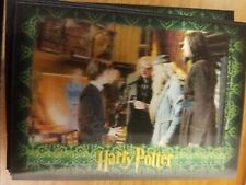 Artbox Harry Potter 3D  Series 1 #56 Harry quizzed after Goblet selection