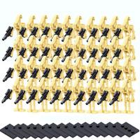 100-20 Star Wars Battle Droids Minifigures Lot Army Set FOR Lego Compatible