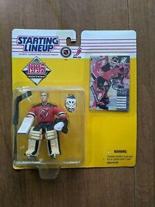 1995 NHL Hockey Martin Brodeur Starting Lineup NJ Devils Figure and Card (107)