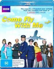 Come Fly With Me S1 2011 Matt Lucas Blu-ray