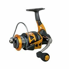 NEW Okuma Trio High Speed Spinning Reel Blk Orange 40S FREE SHIPPING