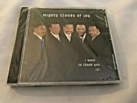 I Want to Thank You by The Mighty Clouds of Joy  (CD, 2002) M SEC