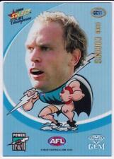 2008 Select Mascot Gem Card  - Chad Cornes