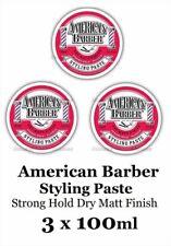 American Barber Deluxe Pomade 100ml