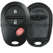 New Keyless Entry Car Remote Key Fob Control Shell Case Cover for Toyota 3btn
