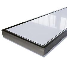 Leuchtkasten 2000x400 Leuchtreklame LED flat Leuchtwerbung Digitaldruckfolie