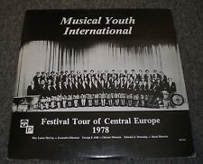 Musical Youth International Festival Tour Of Central Europe 1978~Chorus Band~2LP