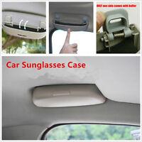 NEW Universal Grey Sunglasses Reading Glasses Case Bag Hard Box Travel Pack