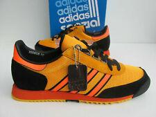 BNIB ADIDAS SL80 spzl UK 9.5  orange / black / gold F35877 spezial sl 80