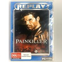 Painkiller for Windows PC (PC-DVD ROM) - Brand New & Sealed