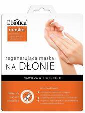 Máscara de mano de regeneración l'biotica Guantes Hidratante 26g