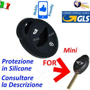 Guscio Protezione Cover Silicone PMI2 Fixe Chiave Telecomando MINI 3 Tasti