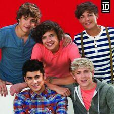 One Direction OD018 Birthday Greeting Card -Plain
