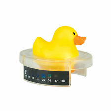 Bath Pal Thermometer Safety First Water Temperature check Duck Baby Children Fun