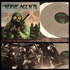 NERVE AGENTS~s/t LP/409~HC punk unit pride redemption 87 distillers AFI nofx