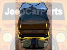 BRT10035-Bowless Soft Top/Black/1997-2006 TJ Wrangler w/o Unlimited Package