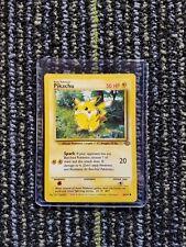 Pikachu Pokemon Card Great Condition 1st Edition Super Rare