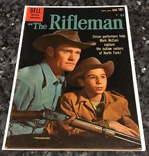 THE RIFLEMAN #3, Fine, CHUCK CONNERS CLASSIC CVR 1960 TV Show