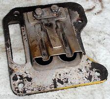 Einlaßmembran von Mc Culloch 380 A Oldtimer Kettensäge
