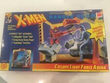 X-Men Danger Room Toy Playset Cyclops Light Force Arena #4973 Toy Biz NIB 1994