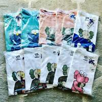 KAWS × UNIQLO UT Summer 2019 Collaboration Companion BFF Men TEE T-Shirt In hand