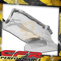 1958-79 Chevy Small Block 283-305-327-350-400 Drag Racing Oil Pan - Chrome