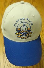 FLYING FLAG FISH HOUSE PREMIUM ADJUSTABLE HAT IN EXCELLENT CONDITION