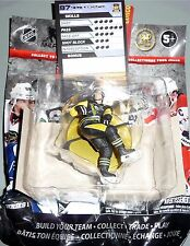 "SIDNEY CROSBY Pittsburgh Penguins 2.5"" GOLD Series 1 NHL Imports Dragon LOOSE"