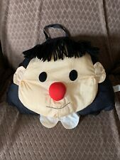 1997 Big Comfy Couch Molly Nylon Pillow doll head Playmates