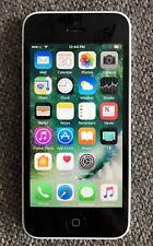 Apple iPhone 5c - 32GB - White (Verizon - Factory Unlocked) A1532 (CDMA GSM)