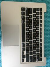 MacBook Upper Case Complete Keyboard/BIL/trackpad/hdd Cable/