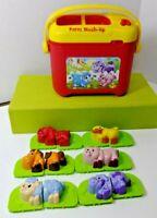 Leap Frog Farm Mash-up Talking Animal Learning Toy  2013