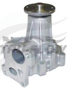 Tru-Flow Water Pump Mitsubishi Triton Mh Mj ML 4D56 4D56T 2.5L Mh Mj (TF3144)
