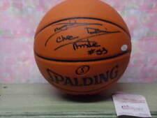DARRYL DAWKINS SIGNED PHILADELPHIA 76ERS BASKETBALL JSA RIP!