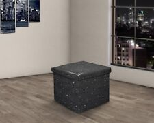 Prime Home Storage Folding Glitter Sparkle Ritz Bling Storage Box Bralicious Painted Fabric Chair Ideas Braliciousco