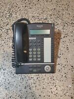 5-Pack Panasonic KX-T7600 Series Phone Handset KX-T7633 KX-T7630 Black TDA Lot