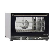 Cadco Xaf 113 Countertop Electric Convection Oven 3 Half Size Pan Capacity