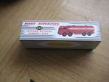 Dinky Toys - Leyland Octopus Esso Die-cast Truck - Boxed Editions Atlas