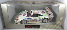 PORSCHE 911 GT1 #38 Boutsen Wollek CHAMPION Motors USRRC MID-OHIO 1998 UT 1:18