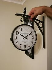FRENCH LOOKING WALL CLOCK,BRAND NEW,TIME,HOME