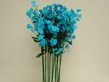 "12 Sprays Gypsophila Baby Breath Filler Artificial Silk Flowers 18"" Stem 828"