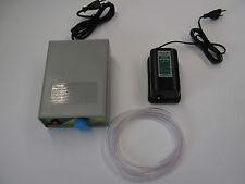 Hailea Ozonisator HLO-800 + ACO-9902 + Schlauch , Ozongerät, Ozongenerator
