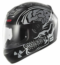 LS2 FF352 ROOKIE X-RAY FULL FACE LIGHTWEIGHT MOTORCYCLE CRASH HELMET ACU GOLD