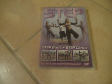 DVD Step basic + Step cardio