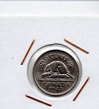 Canadá : 5 Cents 1941 VF+