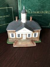 Lang and Wise Colonial Williamsburg Collection Courthouse