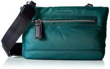 Marc Jacobs Teal Nylon Mallorca Easy Messenger Bag