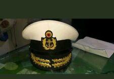 New listing German navy admiral hat