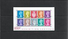 United Kingdom Stamp Machin Head Scott MH279a MNH