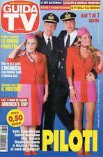 rivista GUIDA TV ANNO 2007 NUMERO 14 BERTOLINO, TORTORA, BURINATO, POLSKY